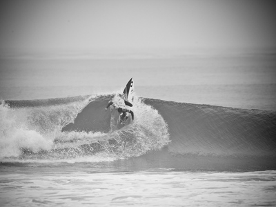 Day 1 of the Hurley Pro
