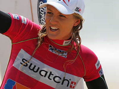 Swatch Girls Pro France 2011