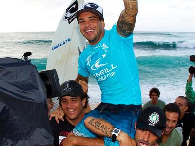 credit Kerstin Scholtz | O'NEILL World Cup of Surfing