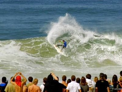 ©Lars Jacobsen | Quicksilver Pro France | La Graviere