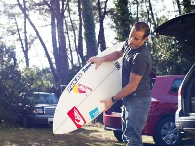 Credit: Testemale Quiksilver | Tiago Pires is a leading member of the Euroforce