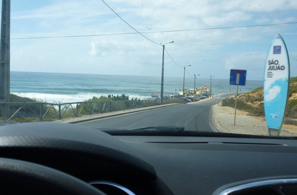 Surfing Ericeira | World Surfing Reserve provides 365 days a year perfect surfing conditions!